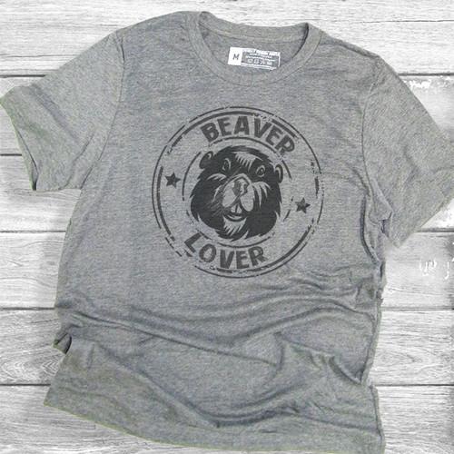 Beaver Lover - Short Sleeve T-Shirt