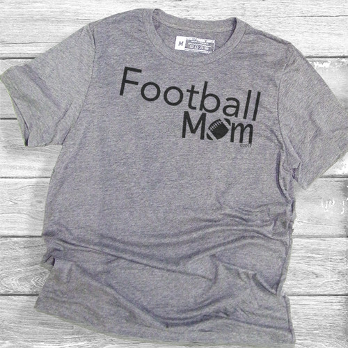 Football Mom - Short Sleeve T-Shirt