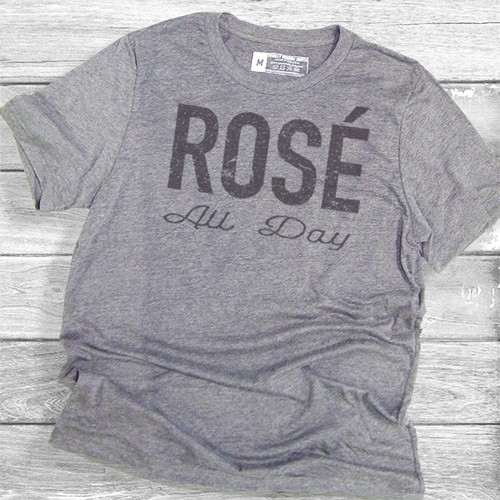 e6643feae Rose' All Day - Short Sleeve T-Shirt - Totally Random Shirts