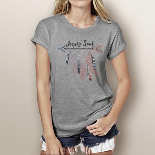 Jeepsy Soul - Short Sleeve T-Shirt