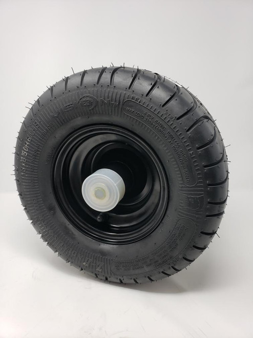 Spartan Front Radial Tire & Wheel Asm