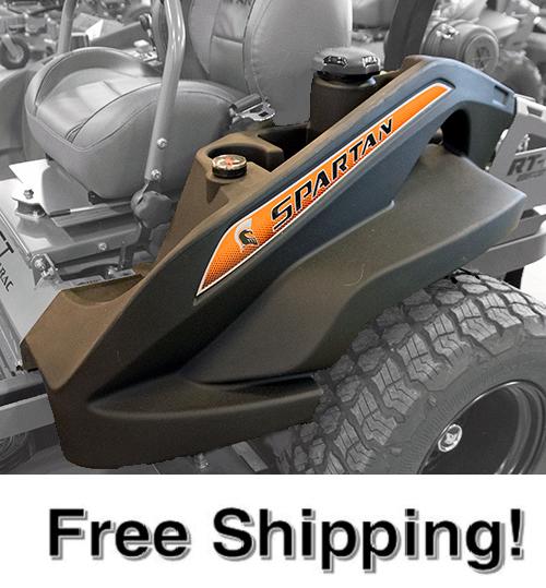 467-0001-00 S/RT Fuel Tank