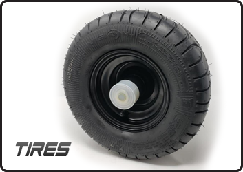Shop Spartan Replacement Tires