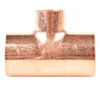 22mm x 22mm x 15mm Reducing Tee - End Feed