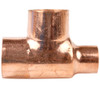 28mm x 15mm x 28mm Reducing Tee - End Feed