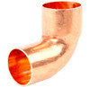35mm Street Elbow - 90 Degree End Feed