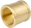 "1 1/4"" Brass Threaded Socket"