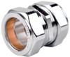 35mm Chrome Coupling