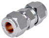 8mm Chrome Coupling