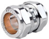 22mm Chrome Coupling