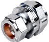 22mm x 15mm Chrome Reducing Couplings