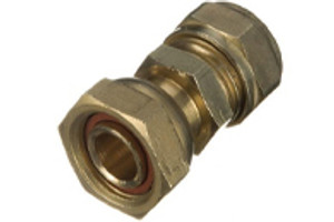 Brass and Chrome Tap & Tank Connectors