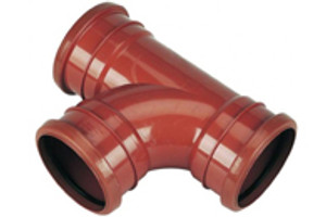 Push Fit Underground Soil Pipe Fittings