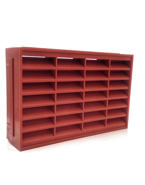 "Stadium BM486/2 Double Terracotta Airbrick 9"" x 6"""
