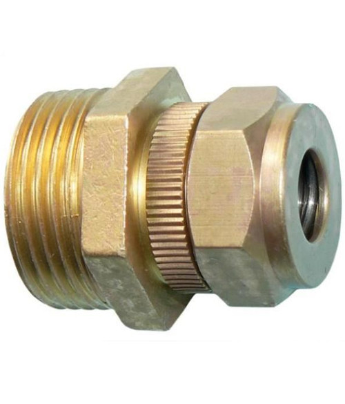 "1/2"" Spring Safety Valve - Male Thread"