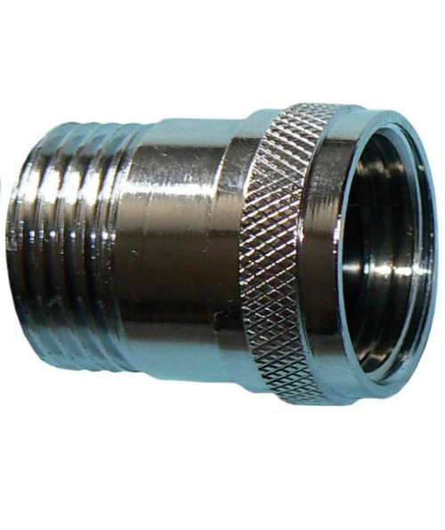 "1/2"" Chrome Shower Check Valve"