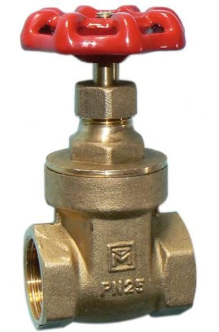 "3/8"" Gate Valve - Threaded"