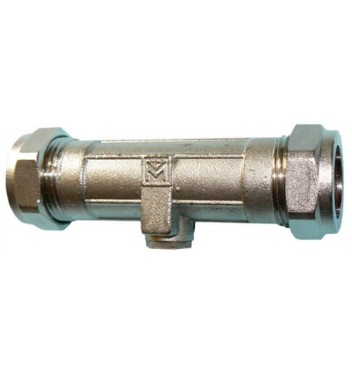 22mm DZR Double Check Valve