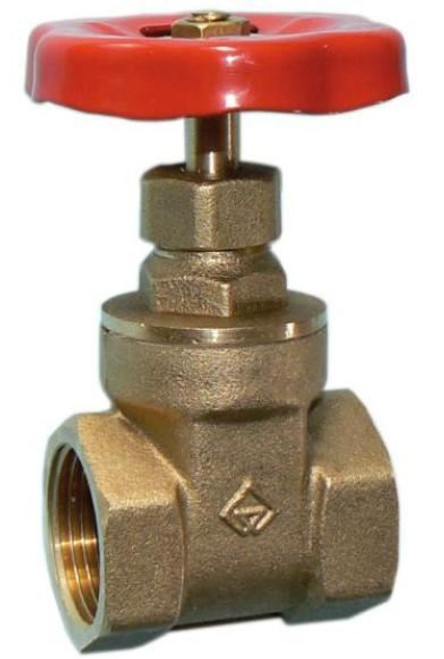 "1/2"" Economy Gate Valve - Threaded"