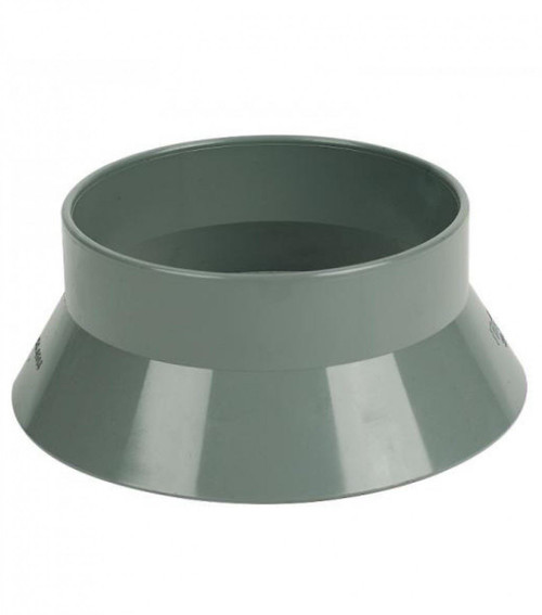 FLOPLAST 110mm Soil Pipe Weather Collar - Grey