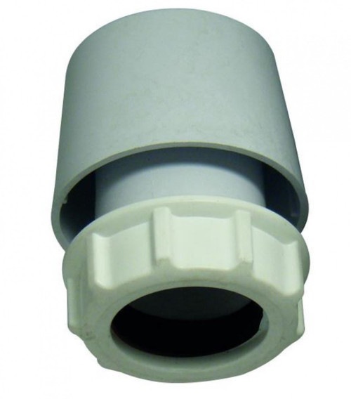 FLOPLAST 50mm White Air Admittance Valve AV50