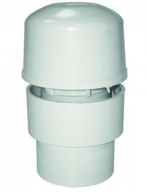 FLOPLAST White Air Admittance Valve 32/40/52mm AF32