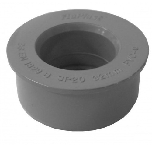 FLOPLAST boss adaptor - solvent 40mm