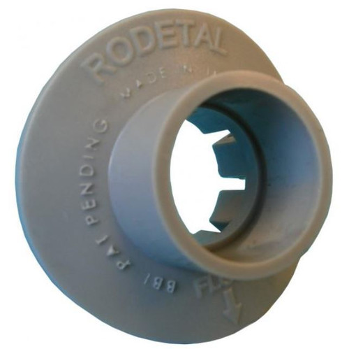 "Big Boss Soil Pipe Adaptor - 110mm to 1 1/2"" Grey"