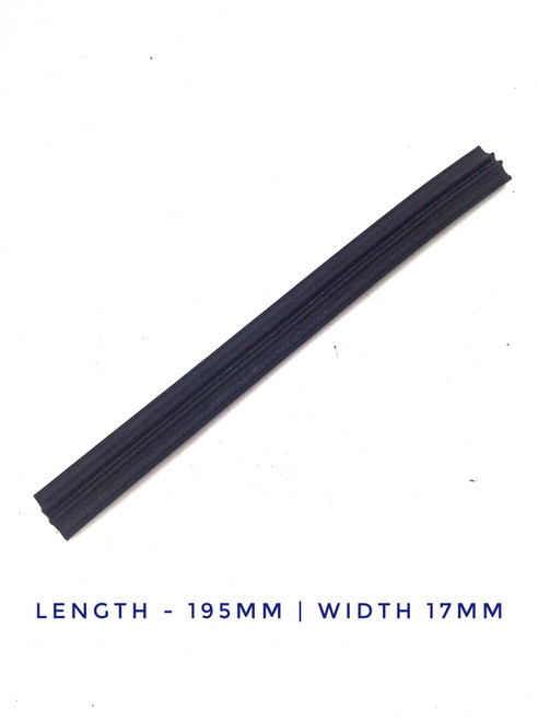 FLOPLAST 114mm square gutter seal