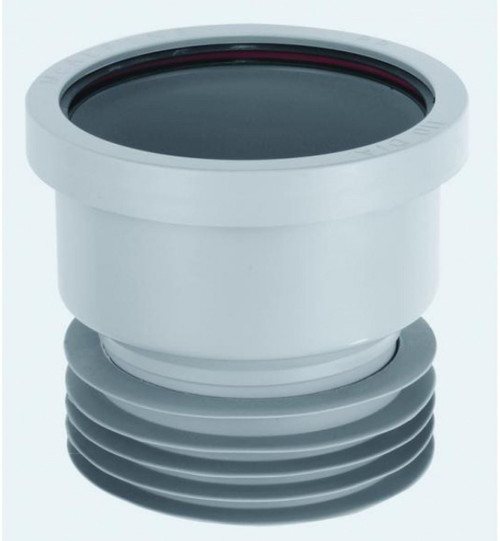 McAlpine Grey Drain Connector - DC1GR