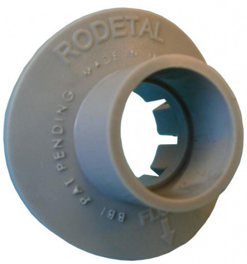 "Big Boss Soil Pipe Adaptor - 110mm to 1 1/4"" Grey"