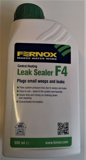 FERNOX F4 leak sealer ,500ml (LSI)