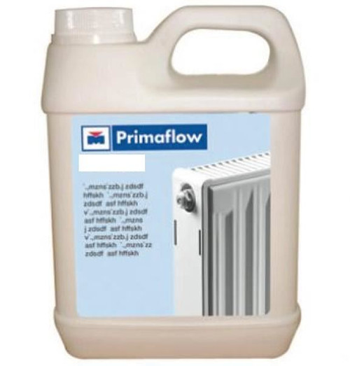 PRIMAFLOW Central Heating Cleaner ,1 litre