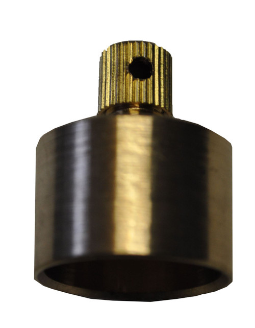 22mm End Feed Brass Air Vent Cap