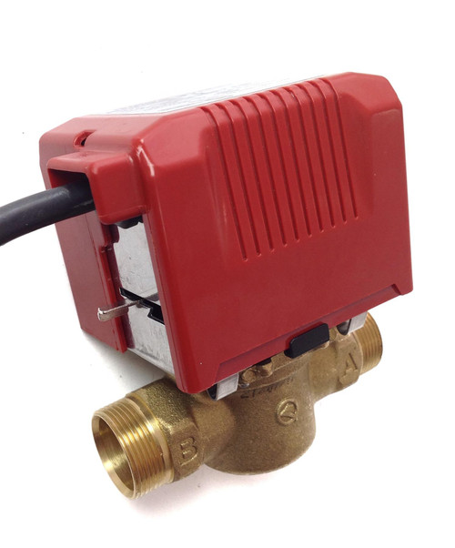 Orkli 22mm 2 Port Motorised Valve