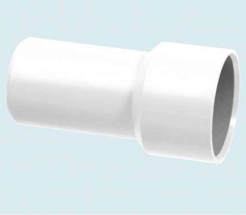 "McAlpine 42mm x 1 1/2"" Waste Adaptor - ABSCON42x1.5"