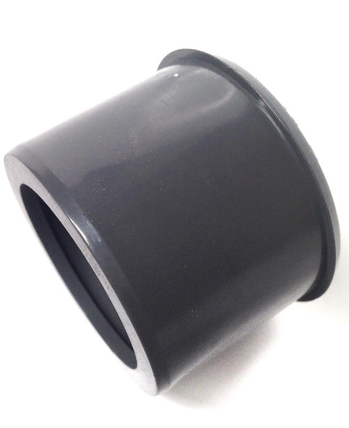 Solvent Weld Grey 50mm (56mm) x 40mm (43mm) Waste Reducer