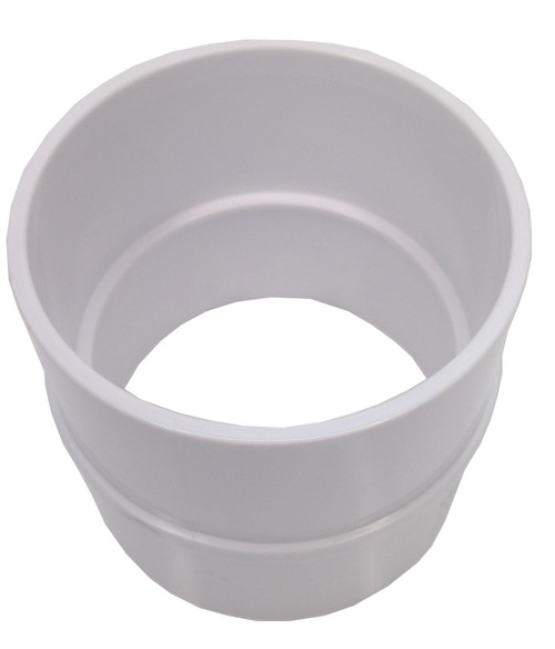 FLOPLAST White Solvent 55mm (2 inch) Waste Coupling