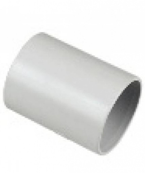 FLOPLAST ABS Solvent 40mm Waste Coupling - White