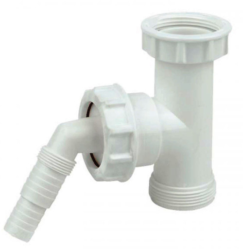 FLOPLAST appliance trap adaptor 40mm TWT41