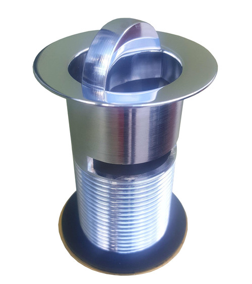 MacDee 1.25 Inch Slotted Rotary Waste WBK97CP