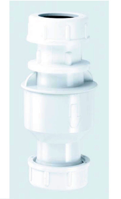 McAlpine Non Return Condensate Valve 19/23mm - CONVALVE