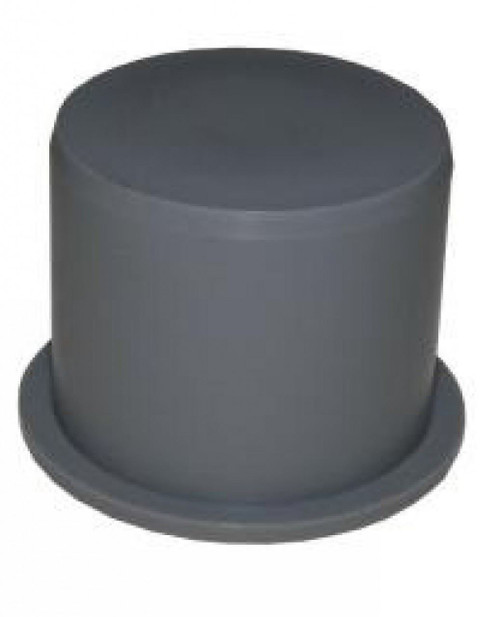 FLOPLAST 32mm Grey Pushfit Waste Pipe Plug