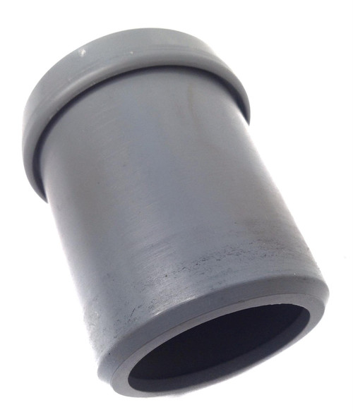 FLOPLAST 40mm x 32mm Grey Pushfit Waste Pipe Reducer