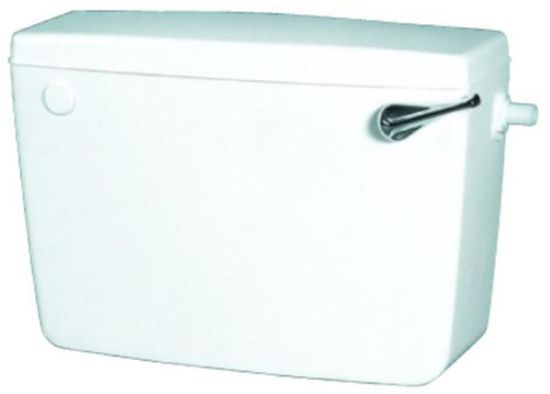 Macdee Concord White Cistern (Bottom Inlet, Internal Over)