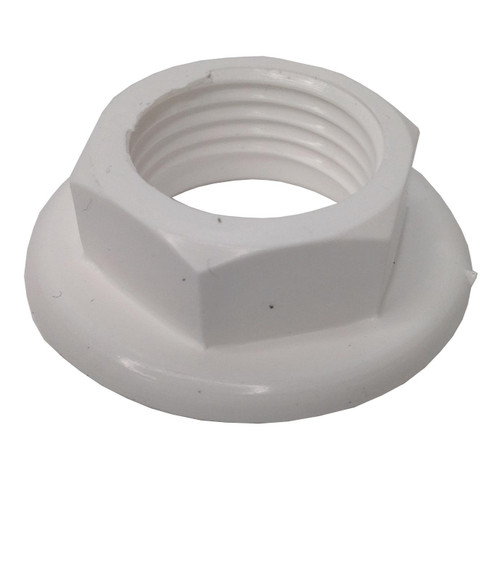 1/2 inch BSP Basin or Sink Plastic Tap Back Nut