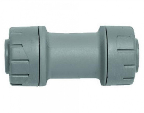 Polyplumb 22mm Straight Coupling - PB022