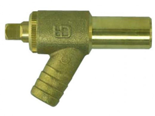 SPEEDFIT 15mm brass drain cock