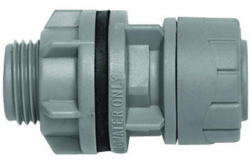 "Polyplumb 15mm x 1/2"" Tank Connector - PB3815"