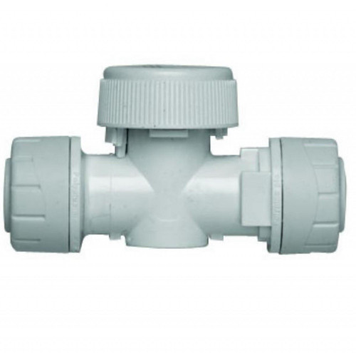 Polyplumb 15mm PB5915 Shut Off Valve - PB5915